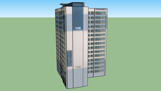 The Incheon Free Economic Zone Songdo Area - Building221