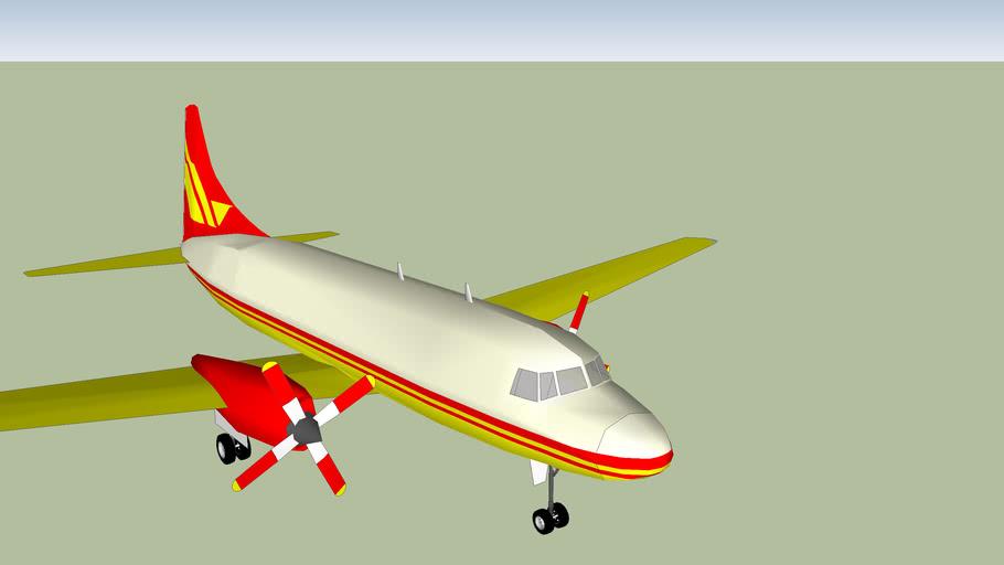 coastguard search plane