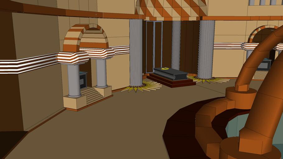 Proyecto de mezquita