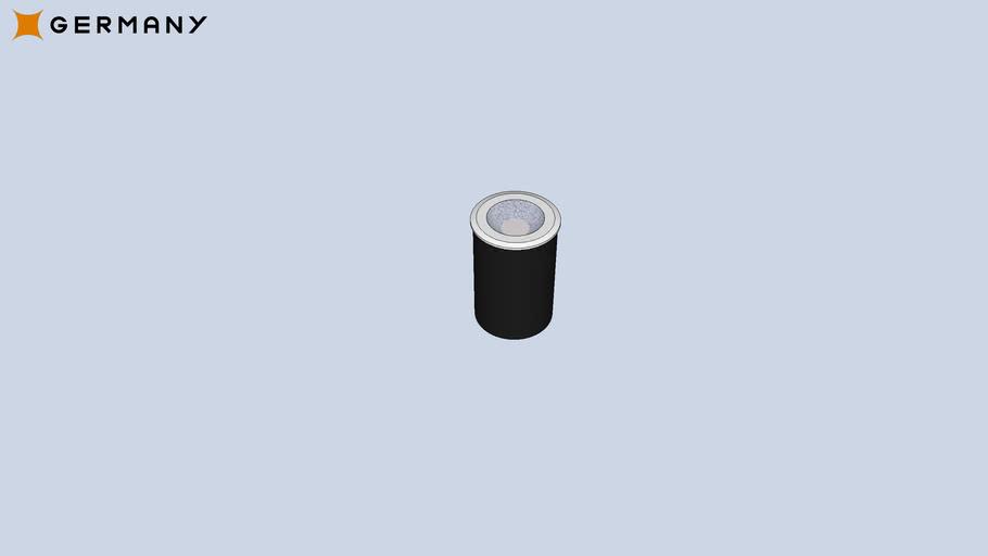 Embutido de Solo Focos LED 10W 12 e 30 graus - 12920355 - 12925355  Germany
