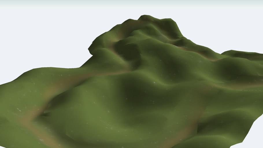 trail terrain #1
