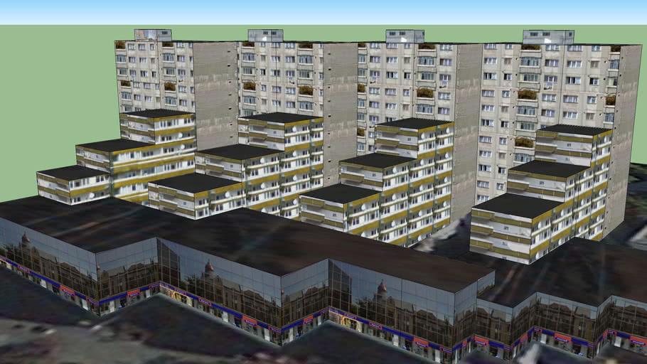 Complex Bloc, Targu Mures