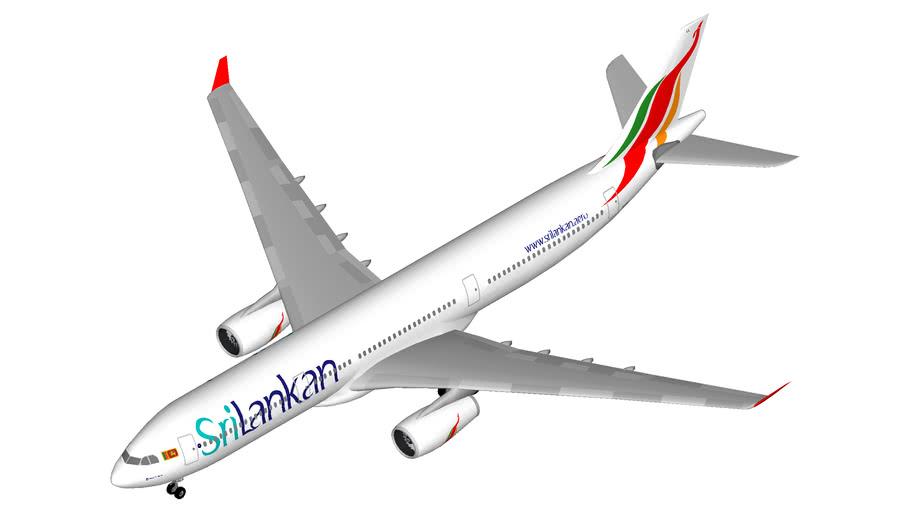 Sri Lankan Airbus A330-300