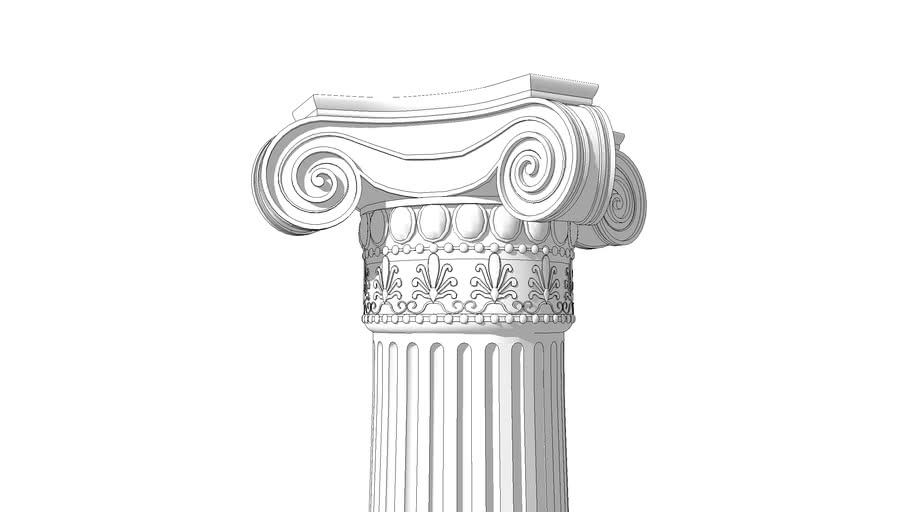 Ionic Column Warehouse