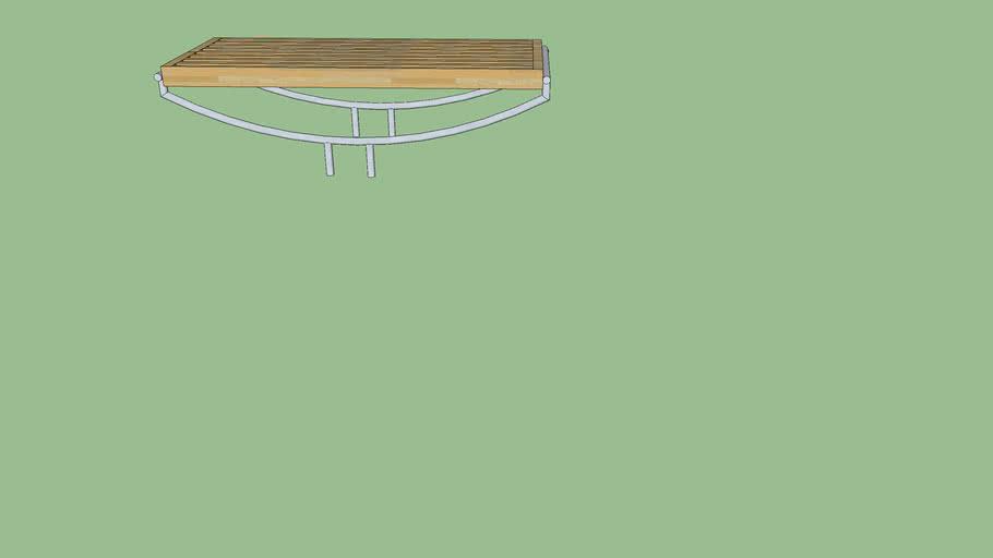 Bench for Bridge