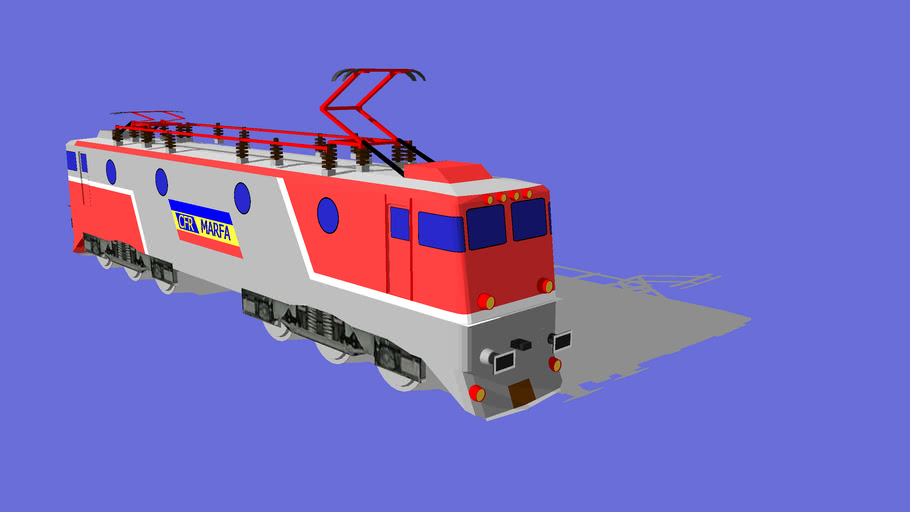 Locomotiva electrica seria 40