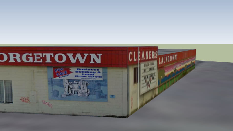 Whitehorse Norgetown Cleaners Laundromat