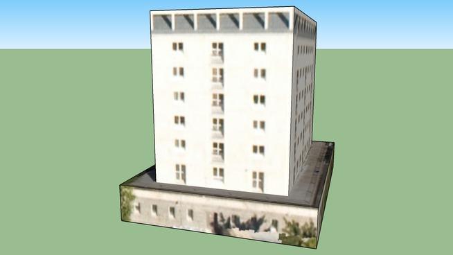 Budynek w: Polska