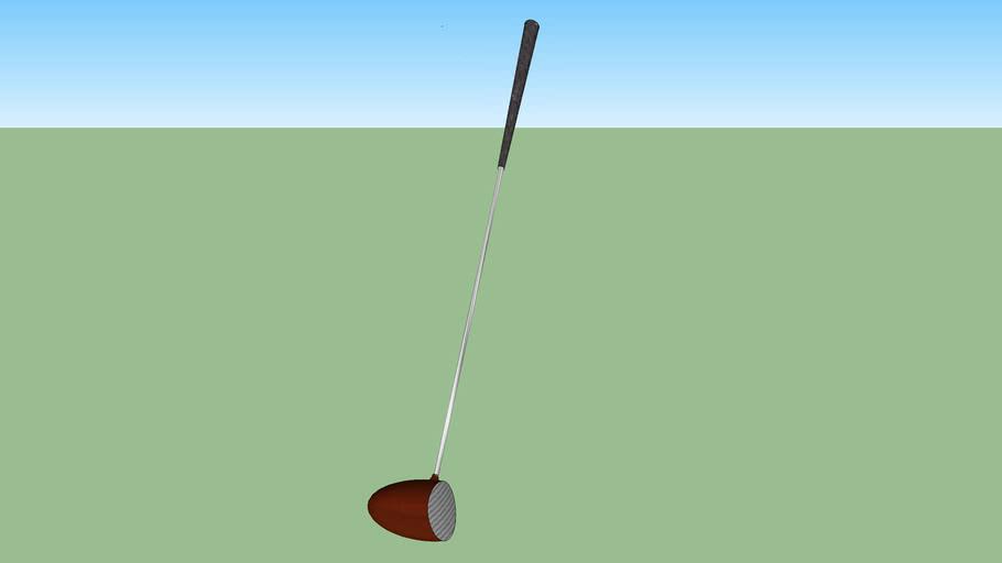 golfová hůl 3W