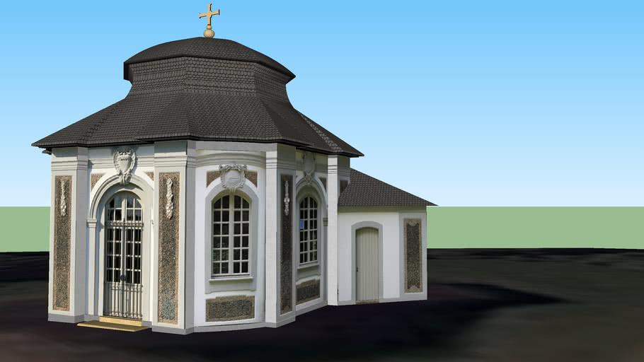 SCHLOSS AUGUSTUSBURG - Die Muschelkapelle