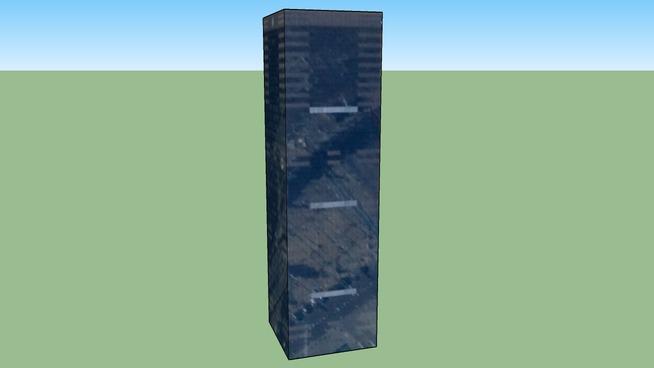 1060 圣吉尔, 比利时的建筑模型