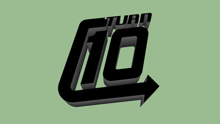 logo turn 10 studios