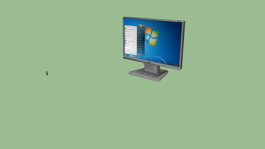 Acer Moniter ( Remodeled Version 1.2)