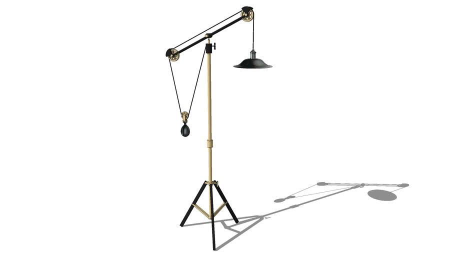 lampadaire, maisons du monde, ref 130605 prix 299€