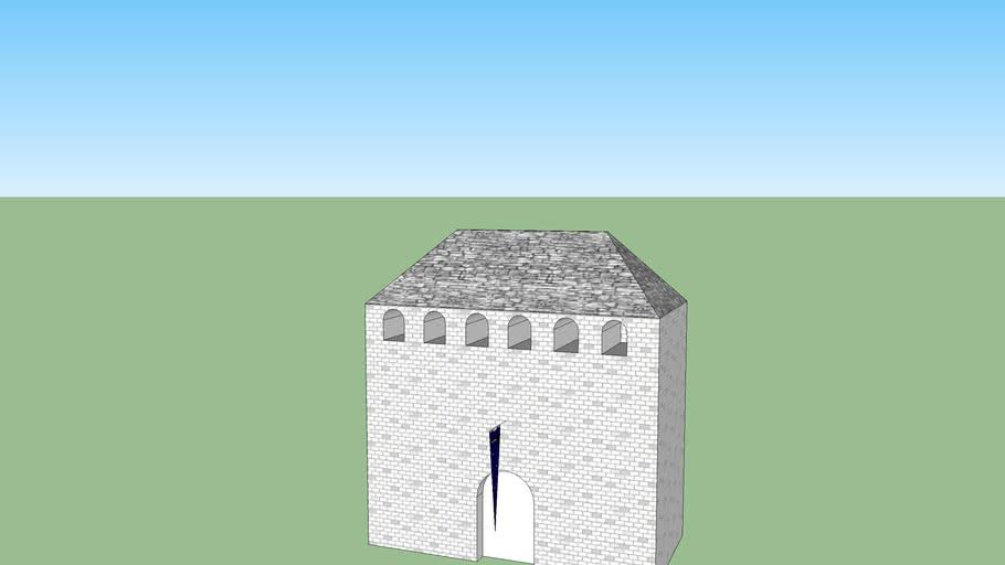 Minas Tirith House