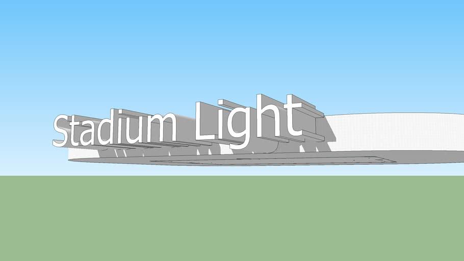 stadium n