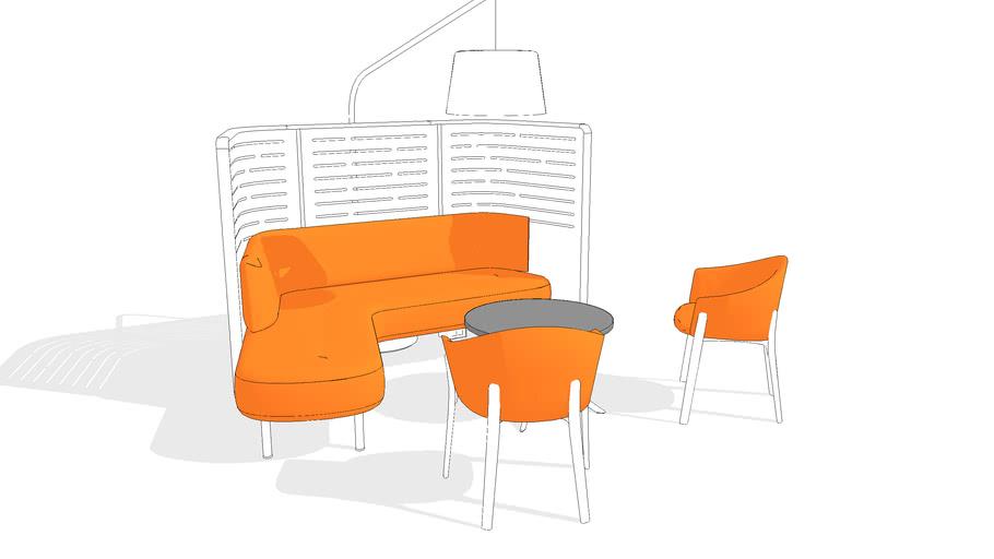Open Lounge Zone 02