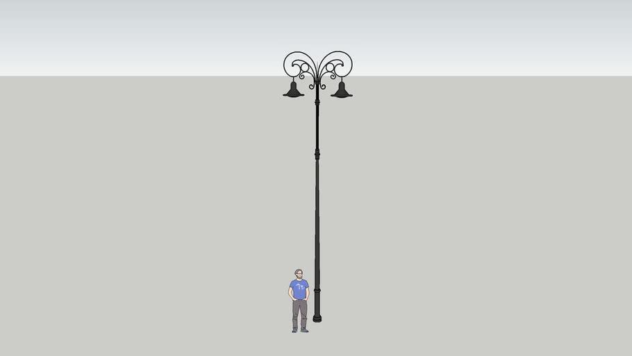 Street Lamp KE