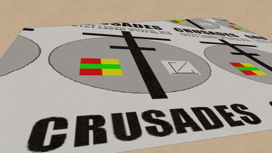 new symbol of the crusades