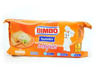 tostadas bimbo
