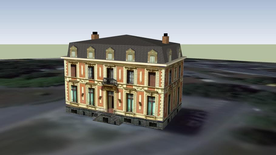 Chateau d'Heinlex