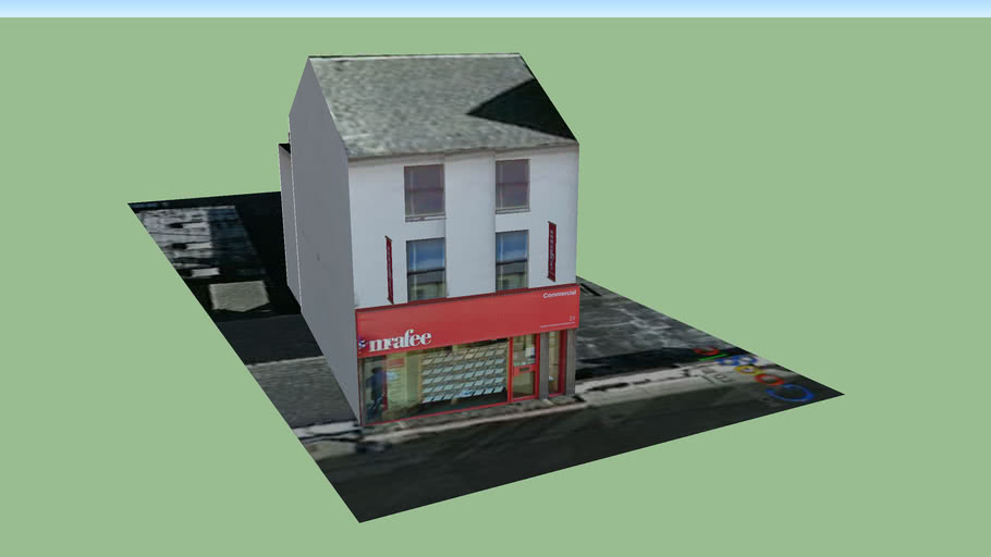 24 New Row, Coleraine - McAfee Commercial