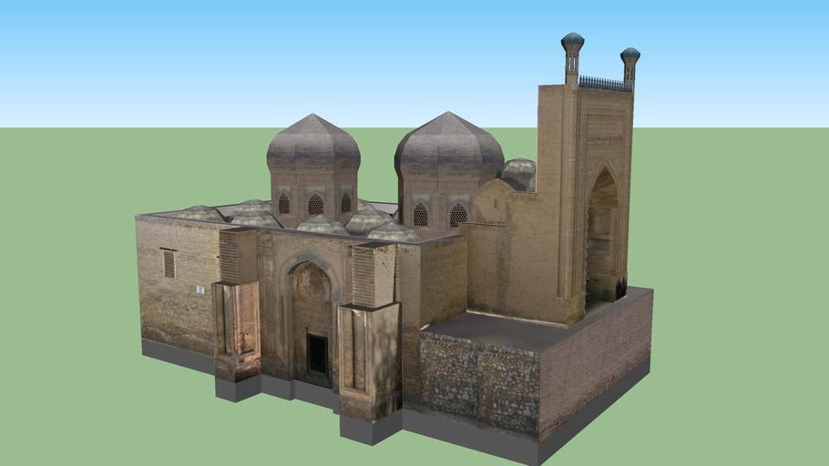 Magoki-Attori Mosque