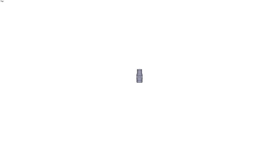 3675 - MALE STUD BSP/NPT TAPER DIAM D 4 MM C R1/8