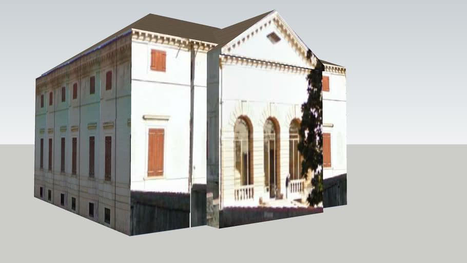 Palladio's Villa Caldogno