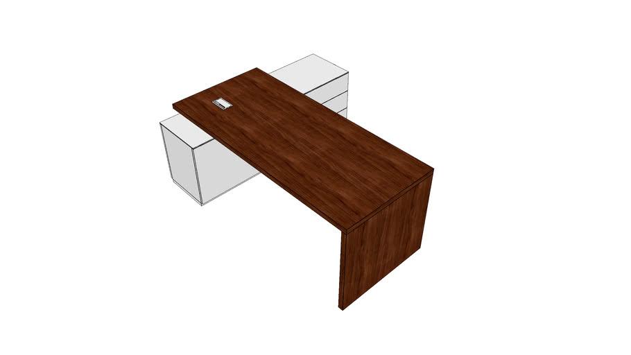 Escritorio - Desk - Cubo Office Line