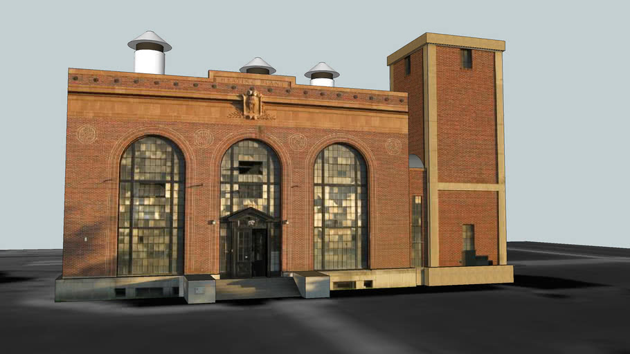 Montana State University - Bozeman : The Heating Plant