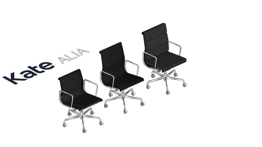 KATE ALIA darba  krēsli