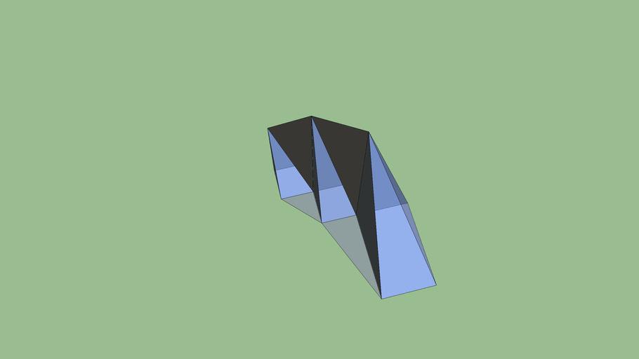 Triple Pyramid Palace