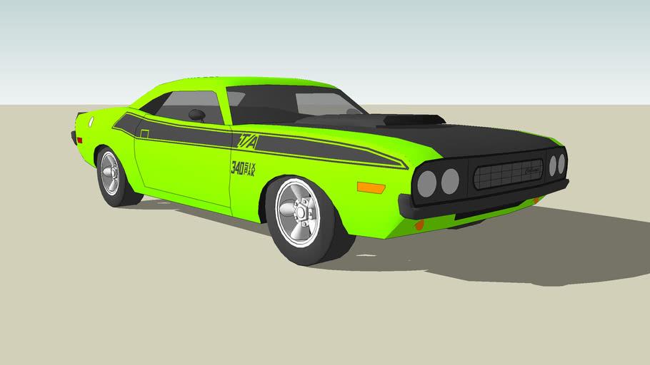 1966 Dodge Challenger