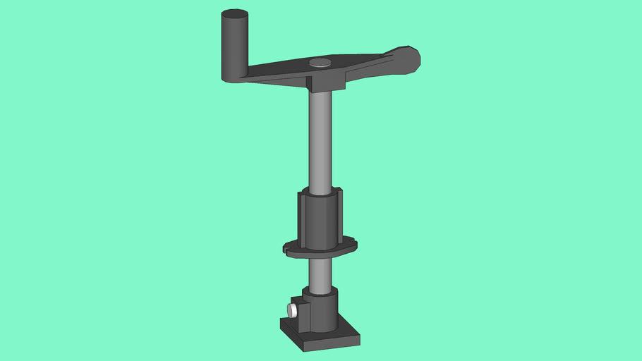 Press Screw - Simplified