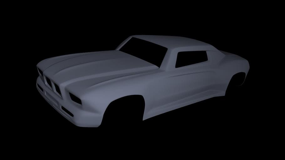 WIP- New Car