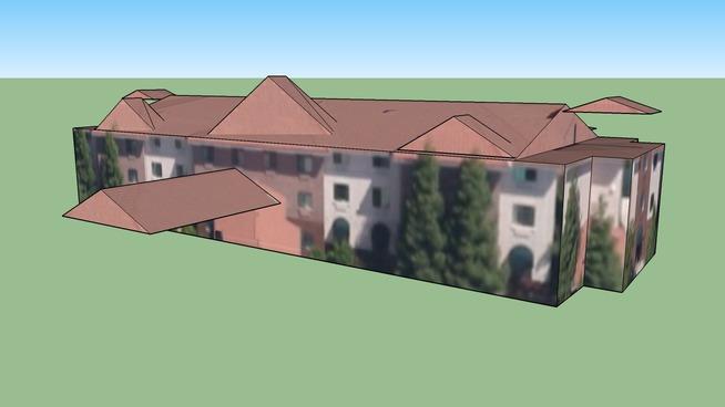 Building in Davis, CA 95618, USA