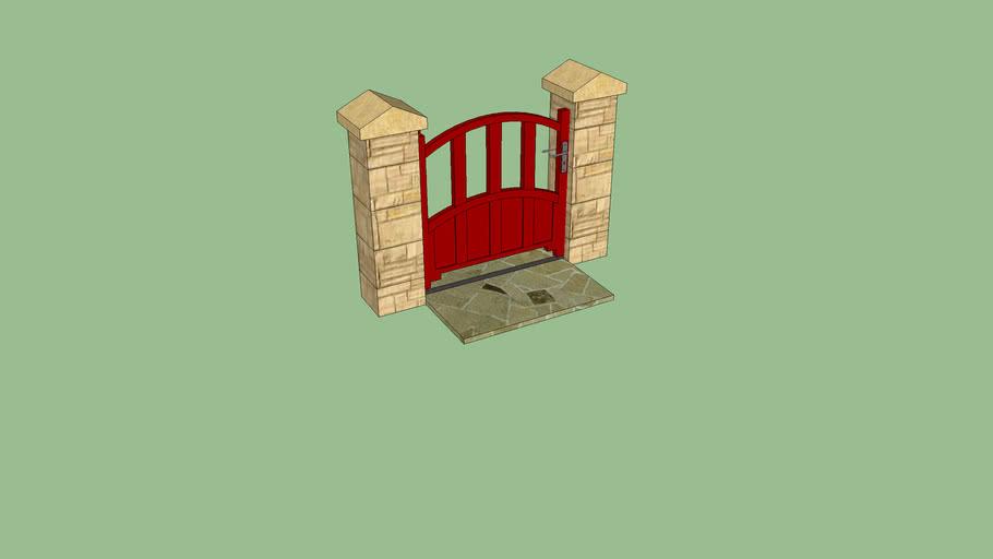 Gate (portillon)