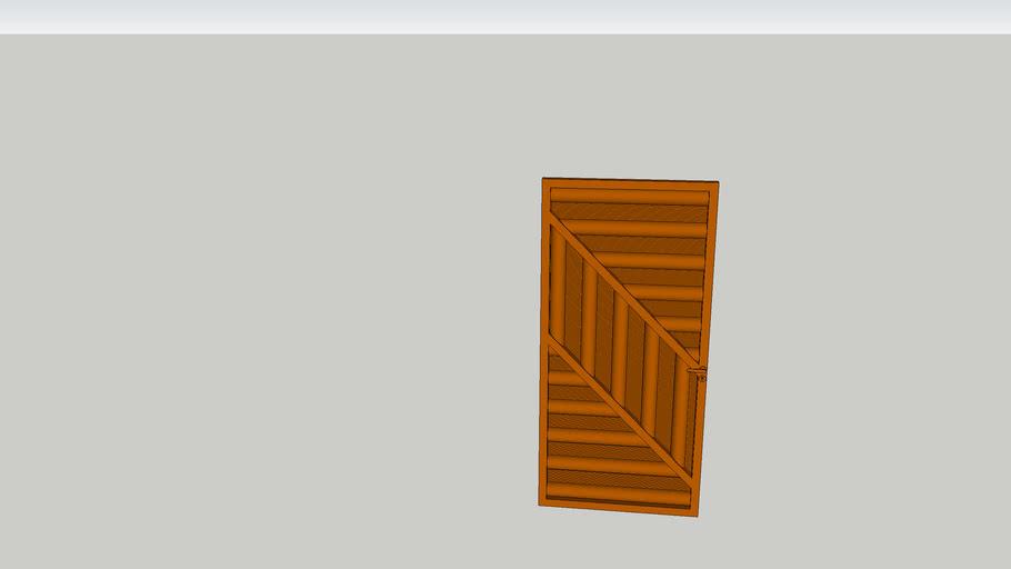 Portão 1m x 2,10m