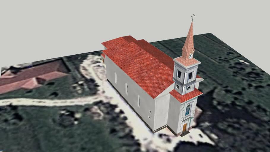 Farkaslaki Romai Katolikus templom