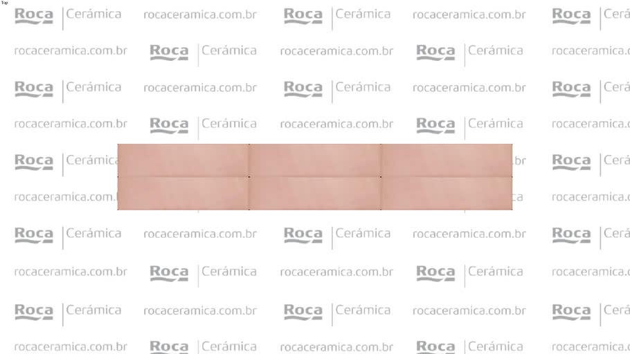 ROCA - RV OMBRE LADY BLUSH 7,7X30,5