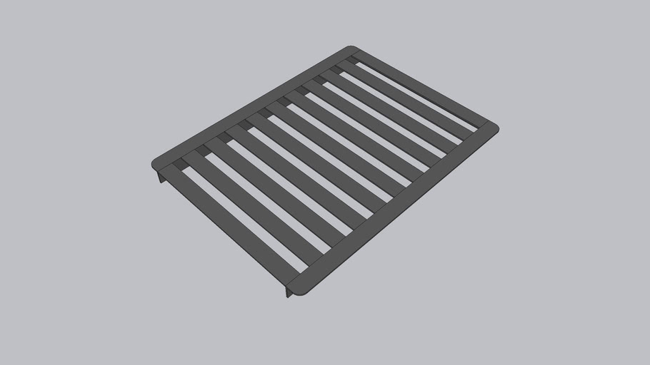 grill lengkung
