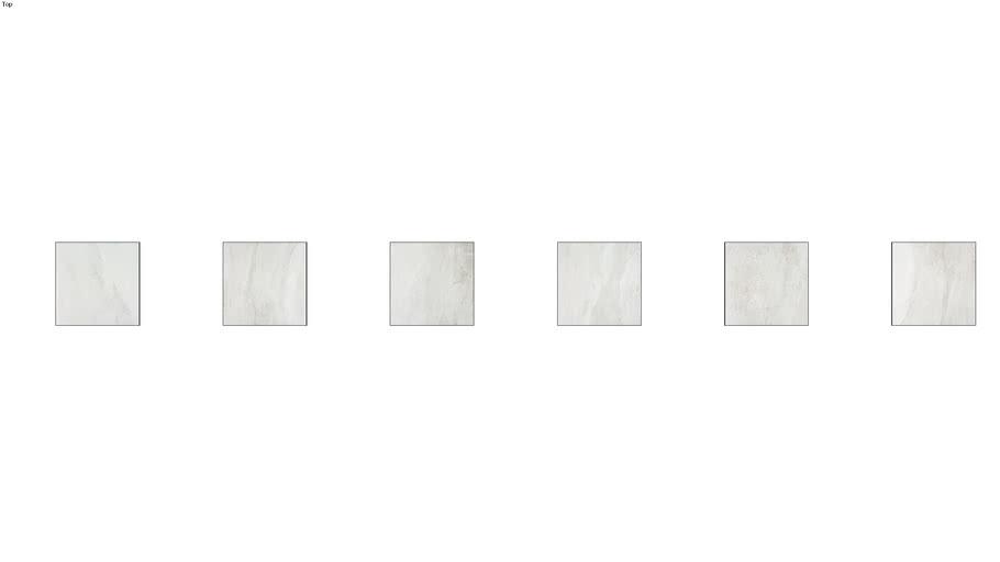 B.I.S. OFF WHITE 60X60 NAT RET - PORTOBELLO