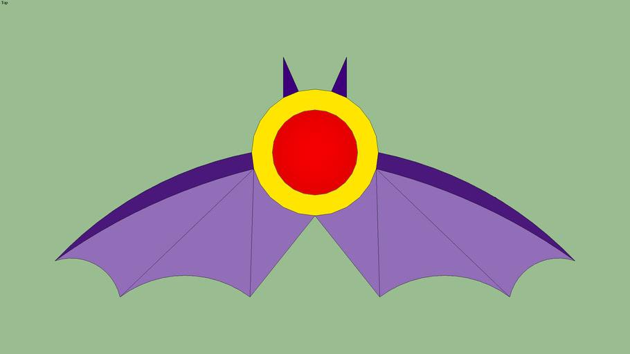 Button Style: Bat