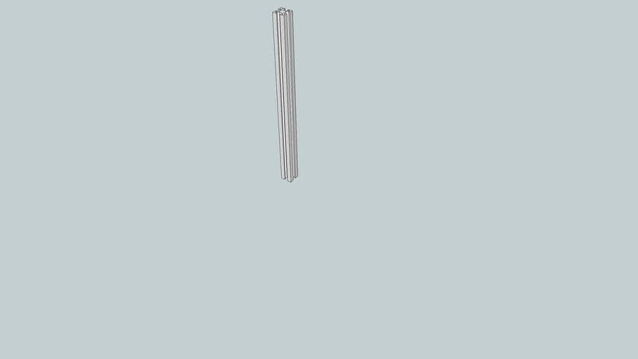 Makerbeam Clear 150mm