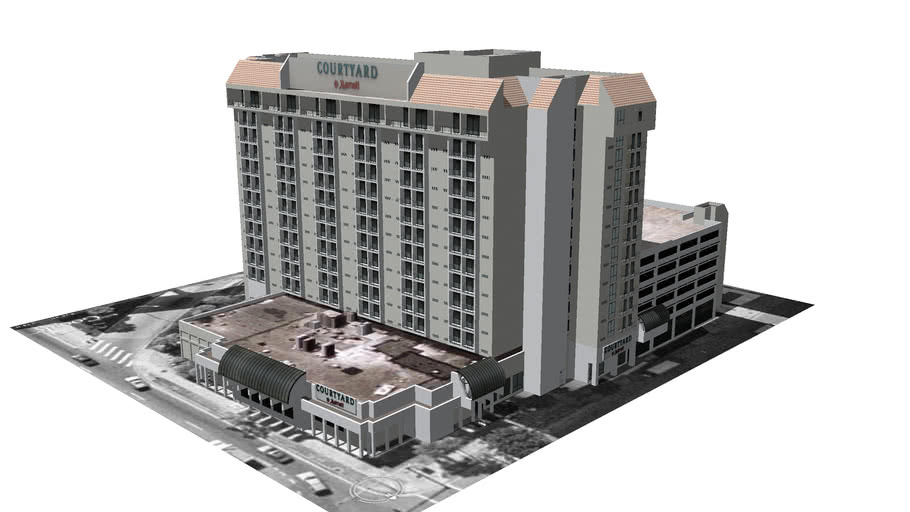 Courtyard by Marriott - Downtown Miami