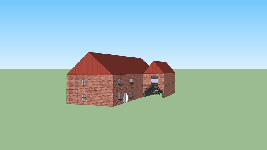 Τρισδιάστατο σπίτι - Κωνσταντίνος Αμύγδαλος