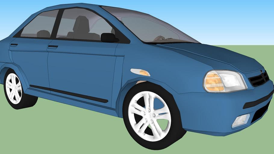 Shogun Daisho Sedan GX (1997-1999)