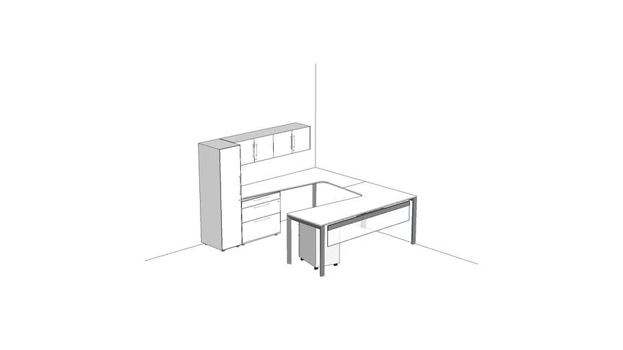 Watson Miro Private Office 10' x 10' #PRVMI024