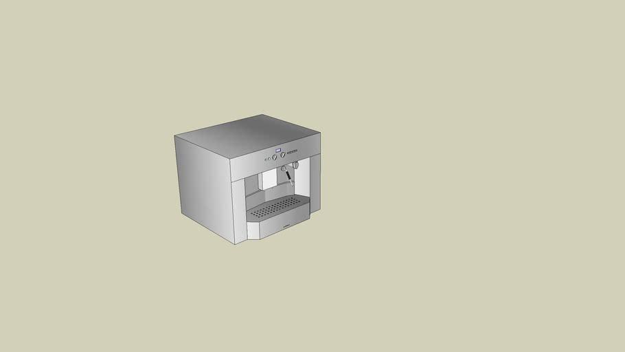 Gaggenau CM 200 built-in, fully automatic coffee machine